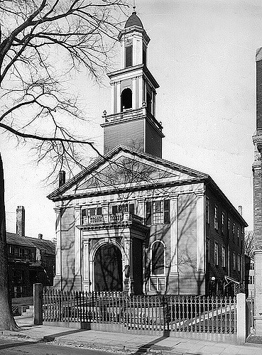 New Bedford First Baptist Church
